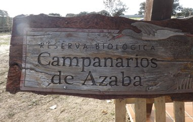 Campanarios de Azaba 1