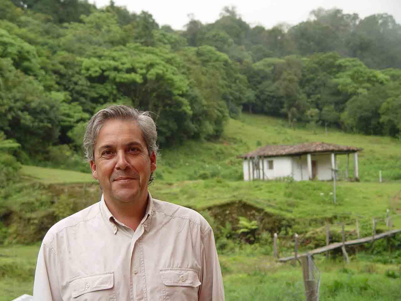 Eduardo Galante, científico de la Universidad de Alicante se une al Comité Internacional del Corredor Biológico Mundial.