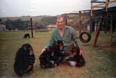 Lamentamos comunicar el fallecimiento del Dr. Miguel Vaudano, uno de los fundadores del Proyecto Gran Simio (GAP) de Brasil y Coordinador para América Latina.