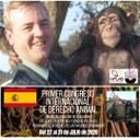 """Nueva charla """"Una mirada a los grandes simios"""".Videoconferencia para la Universidad Mayor de San Andrés (Bolivia)"""