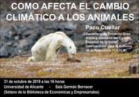 PROYECTO GRAN SIMIO IMPARTE CONFERENCIA EN LA UNIVERSIDAD DE ALICANTE