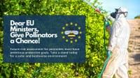 Proyecto Gran Simio junto a 33 Asociaciones Internacionales solicitan a la UE protección para los polinizadores y las abejas frente a los plaguicidas.