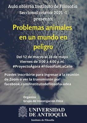 """Proyecto Gran Simio México """"El derecho a la agresión de los animales cautivos"""""""