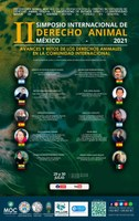 Proyecto Gran Simio participa en el Segundo Simposio Internacional de Derecho Animal -México 2021